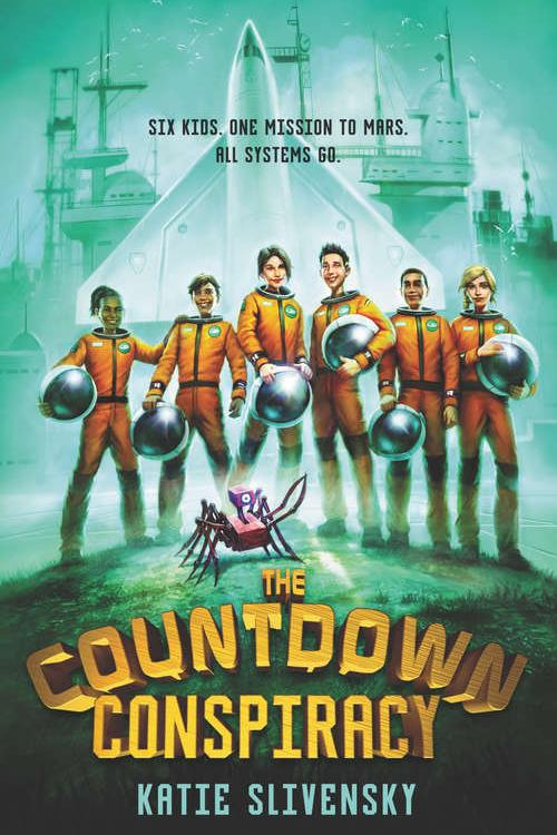 The Countdown Conspiracy Book Cover