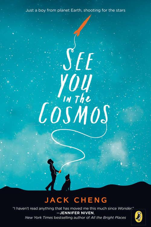 See You in the Cosmos Book Cover
