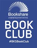 Bookshare Book Club logo.