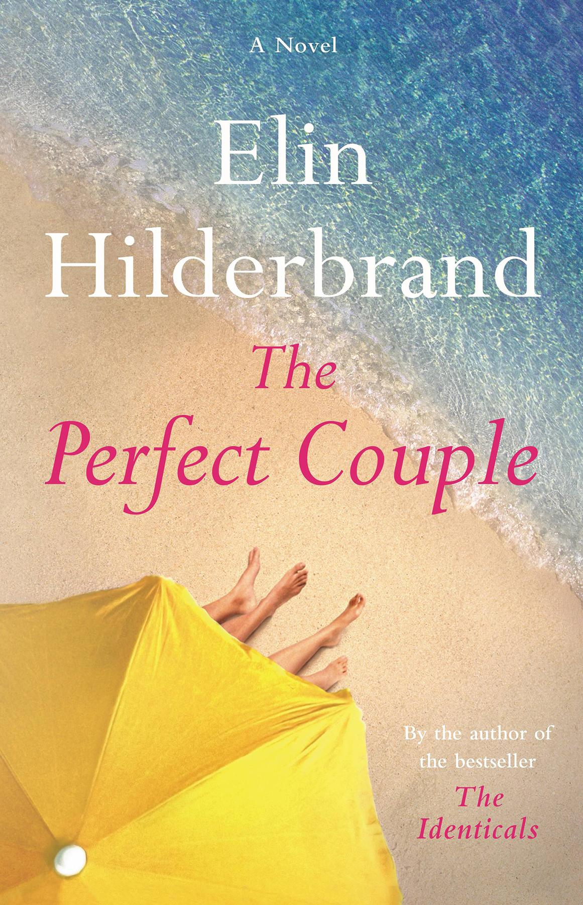 Collection sample book cover The Perfect Couple