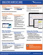 Thumbnail of Educator Shortcut Guide