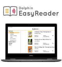Easy Reader for Windows logo and screenshot