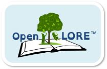 Open Lore Read logo