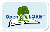 Open Lore Read logo